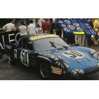 Alpine A210 - Le Mans 1969 nº50
