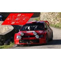 Mitsubishi EVO VIII - Rally Montecarlo 2007 nº27