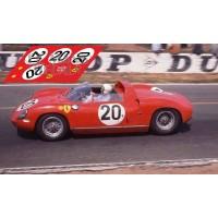 Ferrari 275P - Le Mans 1964 nº20