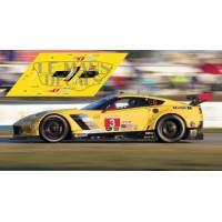 Corvette C7R - 12h Sebring 2017 nº3