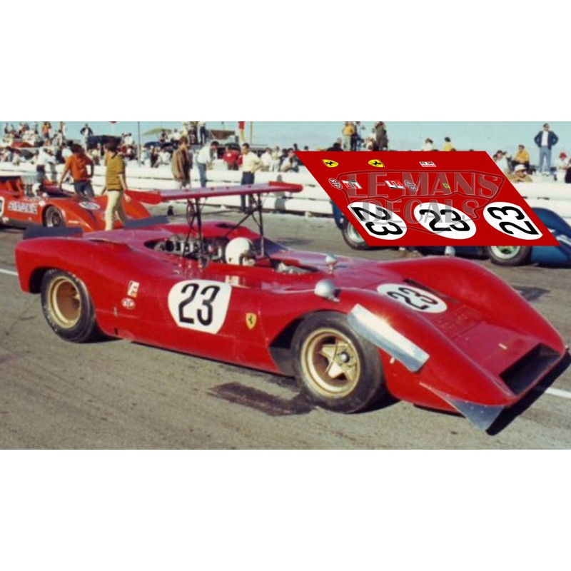 Can-Am Las Vegas 1968 Nº23