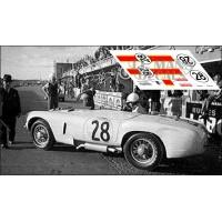 Pegaso Z102 Spider Touring - Le Mans Test 1953 nº28