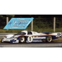 Porsche 956C - Le Mans 1983 nº1