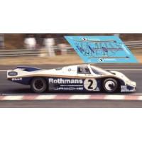 Porsche 956C - Le Mans 1983 nº2