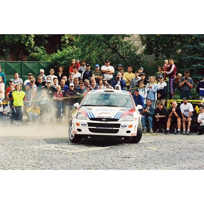 Barum Rally: Rally Barum 2000 Nº1