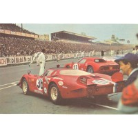 Alfa Romeo 33/2 - Le Mans 1969 nº36