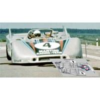 Porsche 908/3 - 1000Km Nürburgring 1971 nº 4