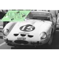 Ferrari 250 GTO - Tourist Trophy 1962 nº15