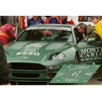 Aston Martin DB7 - Le Mans Test 1995 nº35