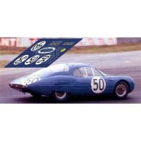 Alpine M63 - Le Mans 1963 nº50