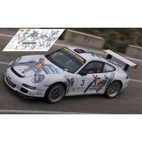 Porsche 911 997 - Rally Villajoyosa 2009 nº3