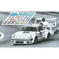 Porsche 934 - Le Mans 1977 nº55