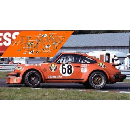 Porsche 934 - Le Mans 1978 nº68