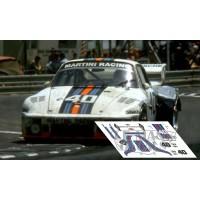 Porsche 935 - Le Mans 1976 nº40