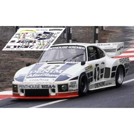 Porsche 935 - Le Mans 1977 nº42