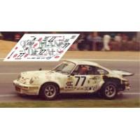 Porsche 911 RS - Le Mans 1975 nº77