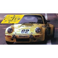 Porsche 911 Carrera RSR - Le Mans 1974 nº62