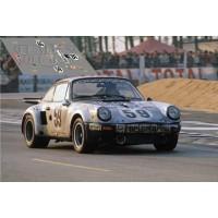 Porsche 911 Carrera RSR - Le Mans 1974 nº59