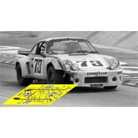 Porsche 911 Carrera RSR - Le Mans 1974 nº73
