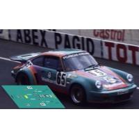 Porsche 911 Carrera RSR - Le Mans 1975 nº65