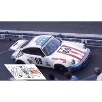 Porsche 911 Carrera RSR - Le Mans 1975 nº69