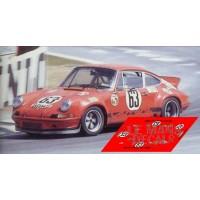 Porsche 911 Carrera RS - Le Mans 1973 nº63