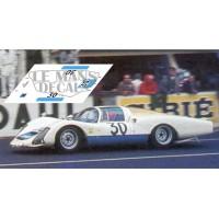 Porsche 906 LH- Le Mans 1966 nº30