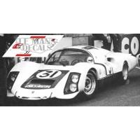 Porsche 906 LH- Le Mans 1966 nº31
