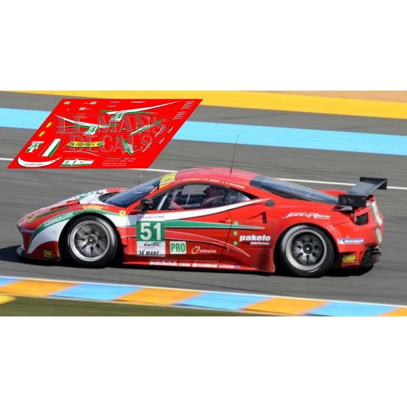 Le Mans 2012 Nº51