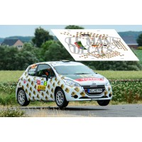 Peugeot 208 R5 - Rally Ypres 2017 nº65