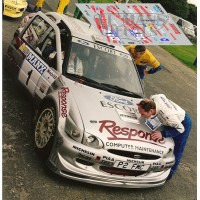 Ford Escort Maxi Kit Car - Rally Manx 1997 nº1
