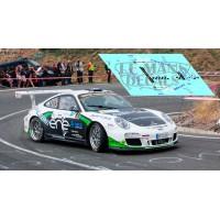 Porsche 997 - Rally Canarias 2015 nº1