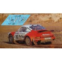 Porsche 911 Proto 4x4 - Baja Aragón Montesblancos nº161