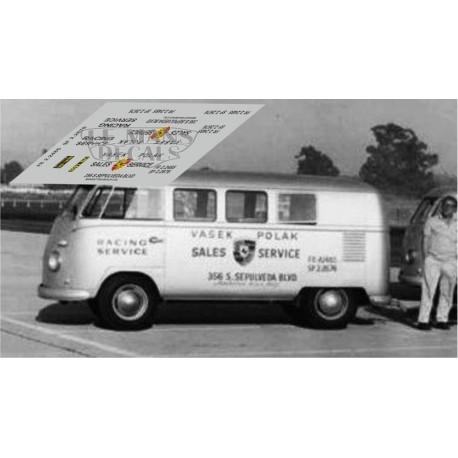 Volkswagen T1 Transporter - Vasek Polak Racing
