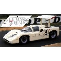 Chaparral 2F - Le Mans 1967 nº8