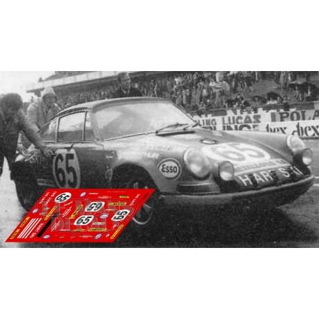Porsche 911S - Le Mans 1970 nº 65