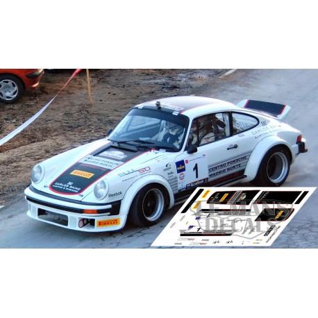 Porsche 911 SC - Rally España Historicos 2013 nº1