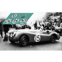 Jaguar XK120S - Le Mans 1950 nº15