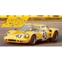 Chevron B8 - Le Mans 1969 nº43