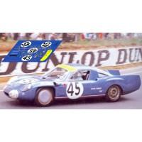 Alpine A210 - Le Mans 1967 nº45