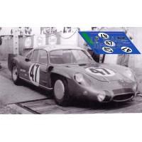 Alpine A210 - Le Mans 1967 nº47