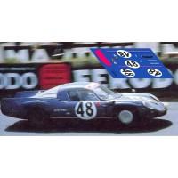 Alpine A210 - Le Mans 1967 nº48