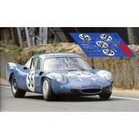 Alpine A210 - Le Mans 1967 nº56