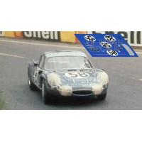 Alpine A210 - Le Mans 1967 nº58
