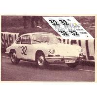 Porsche 911S - Le Mans Test  1966 nº 32