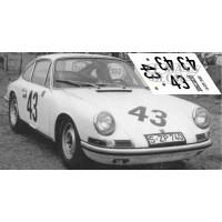 Porsche 911S - Le Mans 1967 nº 43