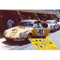 Porsche 911S - Le Mans 1971 nº41