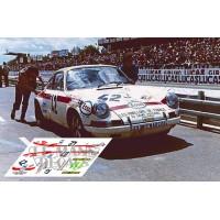 Porsche 911S - Le Mans 1971 nº42