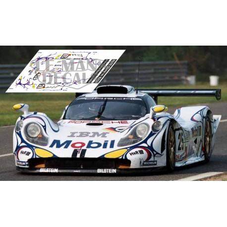 Porsche 911 GT1 '98 - Le Mans 1998 nº25