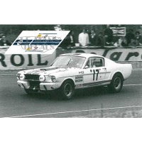 Ford Mustang GT350 - Le Mans 1967 nº17